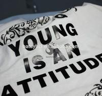 t-shirt screen printing material