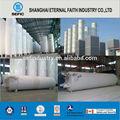 Lar / LIN / LOX / LCO2 oxígeno tanque de almacenamiento de GAS