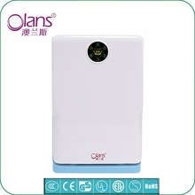 electricity portable home air purifier with negative ion , innovative design air purifier with hepa filter