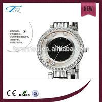satisfy buyers with the excellent japan movement genuine diamond quartz watches