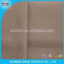 thin bamboo poplin muslin twill print organic cotton fabric