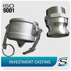 china investment casting process
