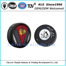printing rubber ice hockey puck