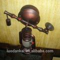 venda quente retro clássico zhongshan arandelas de parede lâmpada de iluminação para interiores