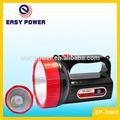 fácil de energía portátil linterna de alta potencia recargable de emergencia reflectores de caza