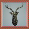 Polyresin Animal Head Sculpture Supplier Deer Head Home Decor