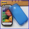 for Moto E Phone Case , Ultra Thin Pudding Gel Case for Moto E-Laudtec