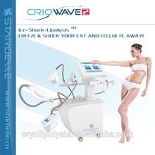 Criowave 2 - laser Body Machine slimming fat burning massage
