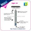 Alibaba innovative 2014 hookah pen hottest in usa variable voltage e cigar ego vv/v2 atomizer battery