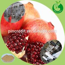 Natural pomegranate peel powder pomegranate extract