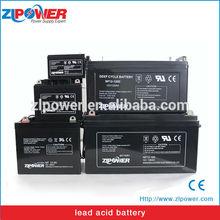 Sealed Free Maintenance Lead Acid Battery 12V 4AH To 250AH
