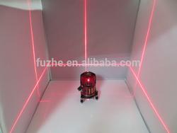 Construction Laser Level Kit 8 line 4V4H1D(4 vertical 4 horizontal line)360 degree