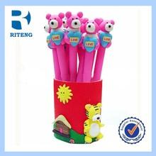 fashion cheap funny ball pen for kids