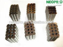 round NdFeB Motor Magnet