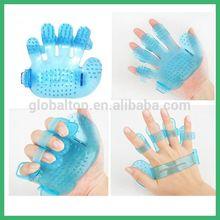 Sky Soft Plastic Massage Glove Cat Dogs Massager anti Fat Body Arm Weight Brush