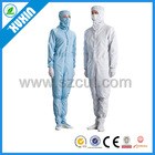 High performance most competive price ESD man working suit,High Quality antistatic clothes