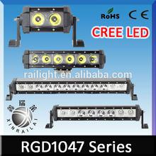 High Quality Led Light Bar Cover RGD1047 9V Led Light Bar for Jeep