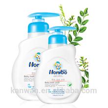 220g/400g Liquorice cooling bath wash baby shower gel