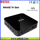 2014 best mx 4.2 android tv box with aml8726-mx dual core with XBMC with sim card slot