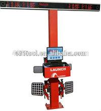 2014 LAUNCH X-712 3D wheel balancing and wheel alignment machine