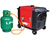 5500W Silent Double fuel Gasoline LPG Digital Inverter Generator