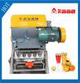 nuevo diseño de color naranja extractor de jugo de la máquina