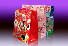 New Arrive Custom Made Cheap Art Nice Hello Kitty Paper Bag