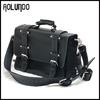 Handsome Exquisite Craft Men Real Leather Bags Backpack/Shoulder Bag