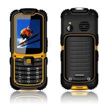 IP67 Rugged Waterproof GSM senior W26 head phone
