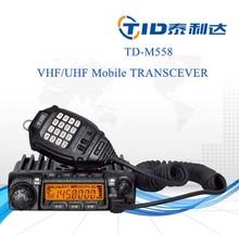 car radio 60km long talking two way vhf uhf 2 meter mobile radio