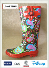 fashion rubber hunting boots manufacturer