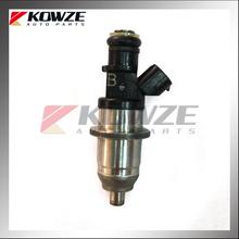 Fuel Injector Kit Mitsubishi Pajero Pinin Montero IO CS5A CR9W H66W H76W 4G63 E7T05071 1465A002 1465A003 1465A004 MR560552