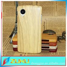 2014 wood skin funny phone case for google nexus 5