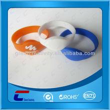 RFID wristband silicone Proximity ID TK4100 125KHz blue (EM4100)