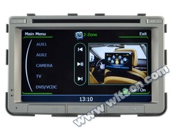 WITSON CAR VIDEO SSANGYONG REXTON WITH A9 DUAL CORE CHIPSET DVR SUPPORT WIFI 3G APE MUSIC BACK VIEW