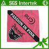 passion in pink bandana used like dog bandana