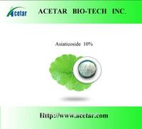10%,20%,40%,80%,90% Asiaticoside/Gotu Kola Extract -Iso Haccp, Kosher , Halal cert. factory