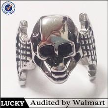 Eyes fashion sex wholesale alibaba silver skull rings