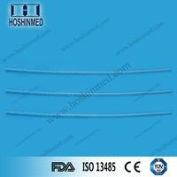 Intercostal plastic round abdominal drainage catheter