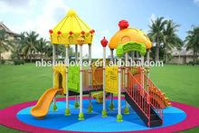 Outdoor Playground--Magic Paradise Series Combination Children's Slide(XYH-MH009)