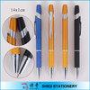 promotional solid color barrel mont black pen