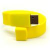 Wholesale Silicon Bracelet Gift Customized Flash Drive USB