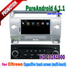 2 din car dvd for citroen c4 with gps wifi bluetooth tv steering wheel control android