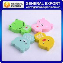 ST33308 Funny Bear Shaped Cute 3d Animal Shaped Mini Eraser