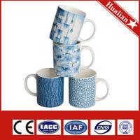 Newest designed 12oz ceramic coffee mug