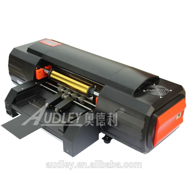 gold foil printer machine