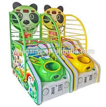 Panda Basketball for kids
