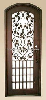 Metal Security Doors/ iron main door designs safety door design with ...
