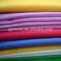 teñido de algodón de lino mezcla de color de la tela para prendas de vestir