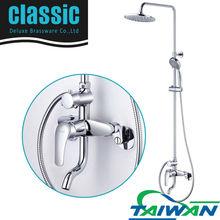 1405 SNU1333K laiton Antique baignoire et de douche Moen robinets de douche